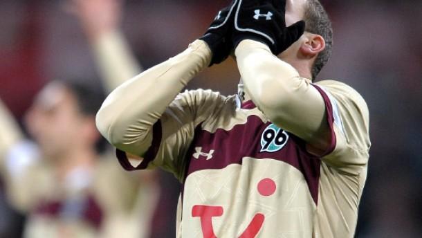 Rückschlag für Hannover 96