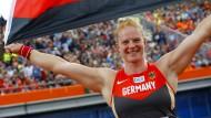 Welche Ziele hat Betty Heidler für Rio?