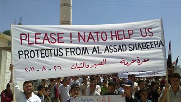 EU einigt sich auf Öl-Embargo gegen Syrien