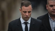 Pistorius droht hohe Haftstrafe