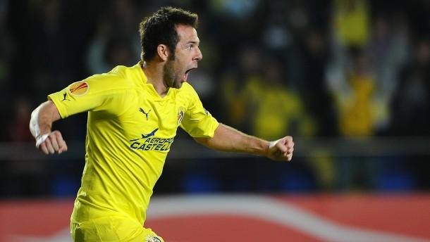 Villarreal auf dem Weg ins Halbfinale