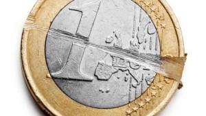 Euro-Rettungsfonds kann nur 250 Milliarden Euro verleihen