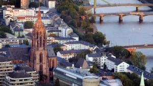 Frankfurter Dom als Kandidat für das Weltkulturerbe