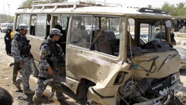 Iraker reagieren gelassen auf neue Terrorwelle
