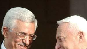 Scharon bricht Kontakt ab - Anschläge schwächen Abbas