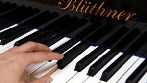 70 Prozent der Deutschen würden gerne Klavier spielen