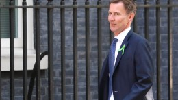 Jeremy Hunt neuer britischer Außenminister