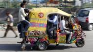Taxidienst Uber will ins Rikscha-Geschäft einsteigen