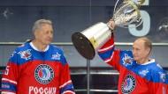 Geburtstagsgeschenk für Wladimir Putin