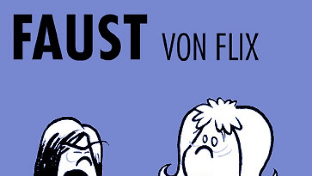 Comic / Faust / Folge 33 / Start