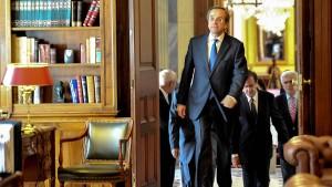 Samaras als griechischer Ministerpräsident vereidigt