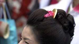 Erster Kimono aus zweiter Hand