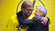 Borussia trifft Borussia