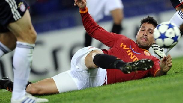 Bayern verspielen 2:0-Führung beim AS Rom