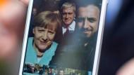 Merkel begeistert Flüchtlinge