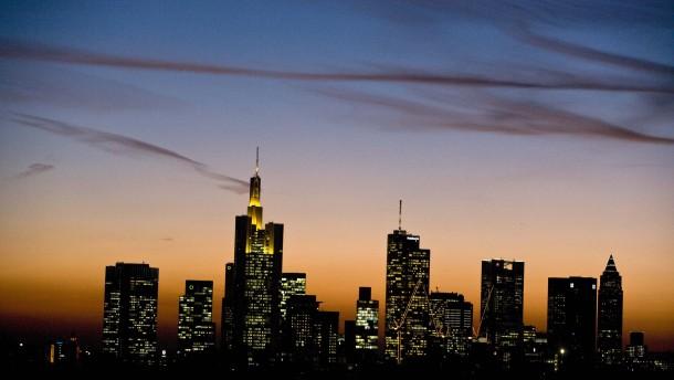Furcht vor neuer Bankenkrise drückt die Kurse