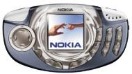 Handy, Musikmaschine und Spielekonsole:  Nokia 3300