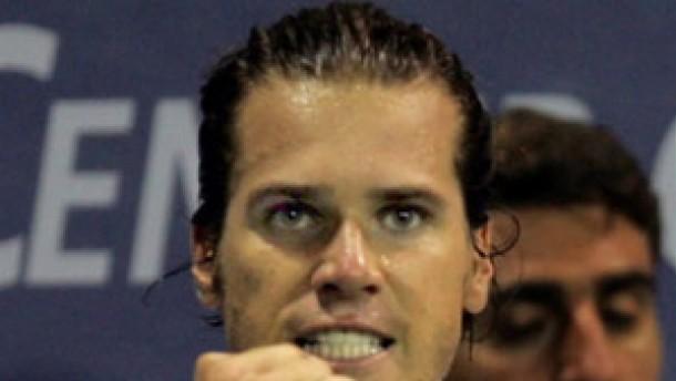Haas schlägt Agassi und hofft aufs Finale gegen Kiefer