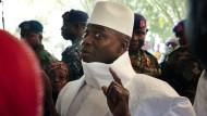 Ringen um politische Lösung in Gambia