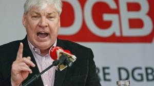 DGB-Chef Sommer vergleicht FDP mit Haiders FPÖ