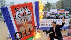 Nordkorea beendet Beziehungen zum Süden