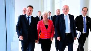 Koalition einigt sich im Rentenstreit