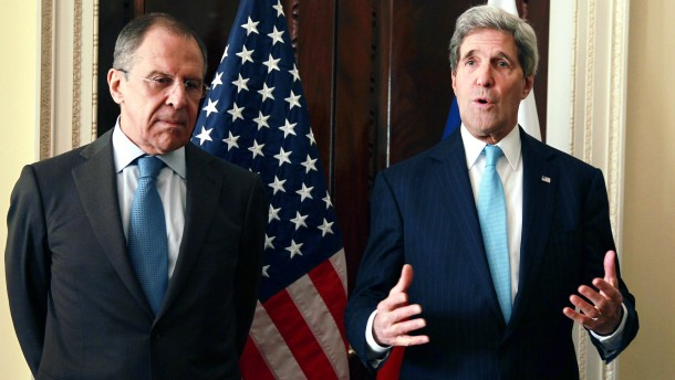 Amerika will der Ukraine keine Waffen liefern
