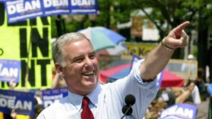Howard Dean, Internetstar