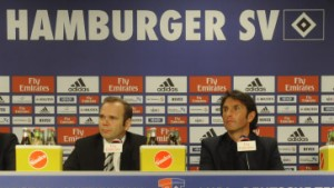 Die Pausenclowns der Fußball-Bundesliga