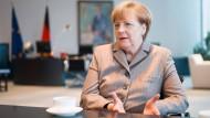 Merkel: Christen brauchen mehr Selbstbewusstsein
