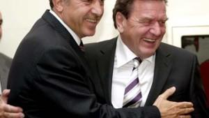 Schröder: Beitritt der Türkei bleibt Ziel