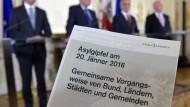 Österreich beschließt Asyl-Obergrenze