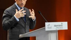 Sarkozy: Minister müssen Auslandsreisen genehmigen lassen