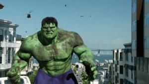 """Ang Lees Verfilmung des """"Hulk"""""""