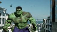 Läßt lang auf sich warten: der Hulk