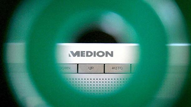 Chinesen wollen Aldi-Lieferant Medion kaufen