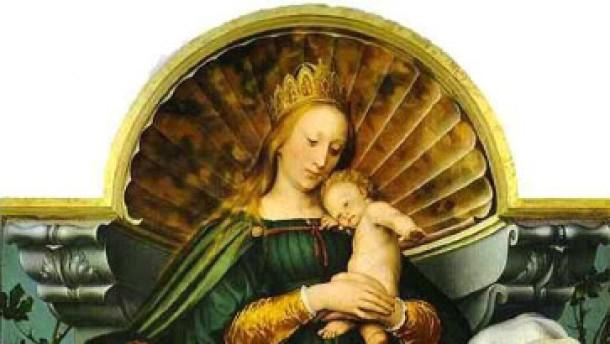 Zehn Millionen Euro für die Holbein-Madonna