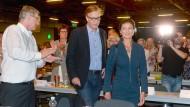Riexinger verurteilt Angriff auf Sahra Wagenknecht