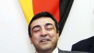 Der türkische Generalkonsul in Düsseldorf, Hakan Kivanc