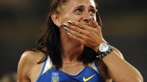 Ludmilla Blonska positiv getestet