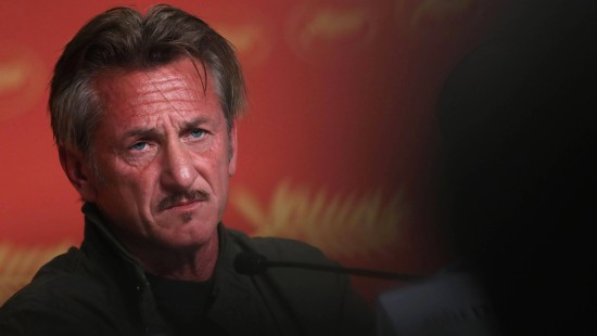 Buhrufe für Sean Penn in Cannes