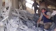 Lösungen für Syrien und Flüchtlingskrise gesucht