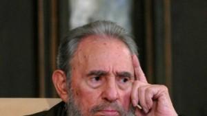 Fidel Castro fühlt sich falsch verstanden
