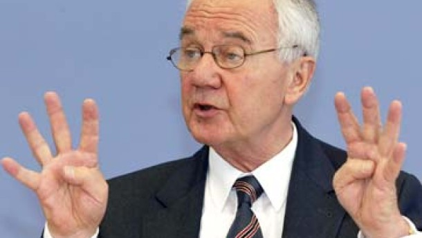 Stolpe: Bund hat nicht die Absicht, sich zurückzuziehen