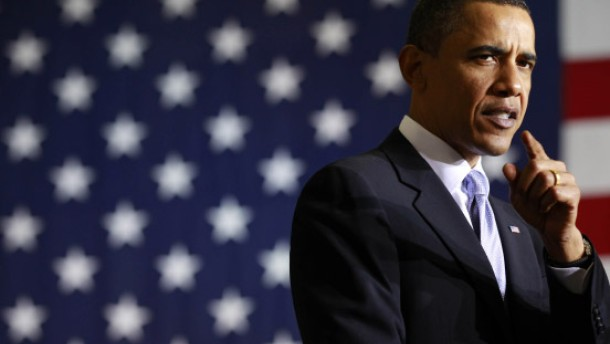 Obama will Marsmission im Jahr 2035