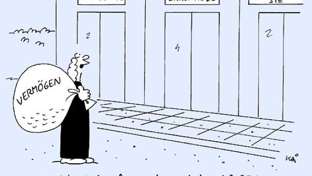 Schwierige Geldanlage nach der Scheidung