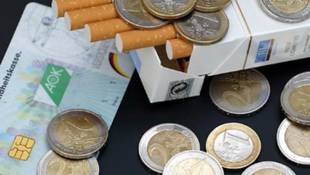 Zigarettenindustrie verteidigt anstehende Preiserhöhung