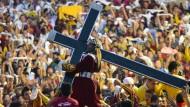 Philippiner wollen schwarzen Jesus sehen