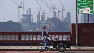 London wächst in den Himmel