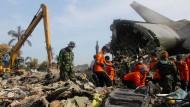 Mehr als 130 Tote nach Flugzeugabsturz